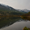 Lower Summit Lake, Chugach National Forest, Kenai Peninsula, Alaska