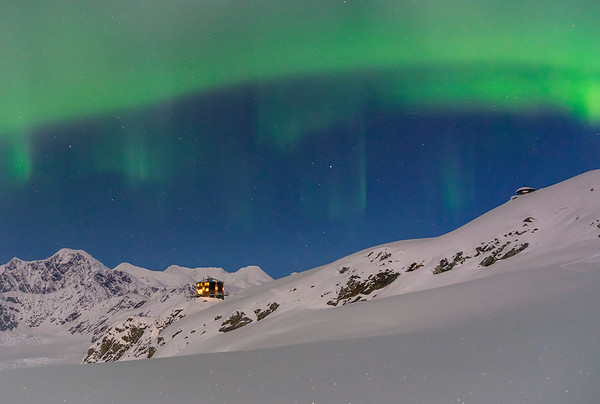 Sheldon Chalet, Northern Lights