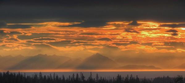 Alaska, NW Canada