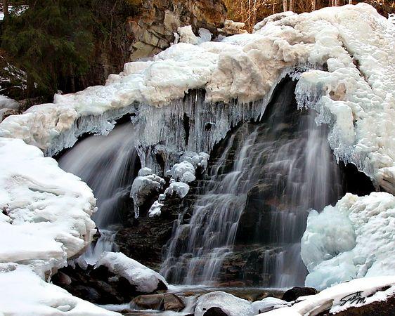 Ice Falls #12