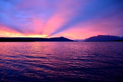 Katmai Sunrise