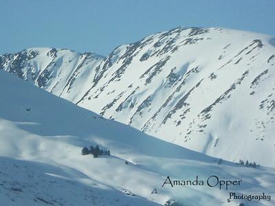 Alaska Ski Slopes