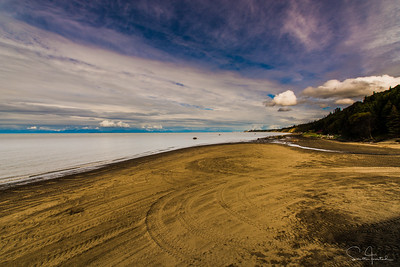 Salamatof beach