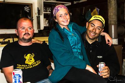 Trenton, Shayla & Sam