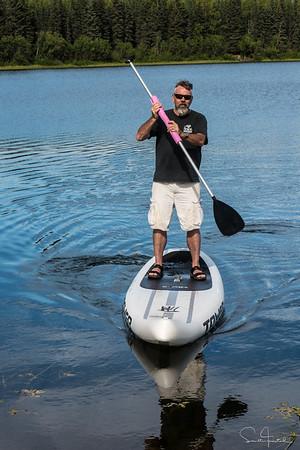Scott Paddleboarding