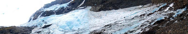 Byron Glacier Revisited
