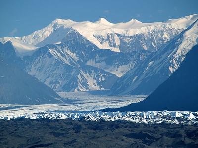 Matanuska Glacier Day Trip 6-29-05