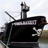 Alaska, Dockside view of the F/V Time Bandit crab boat.