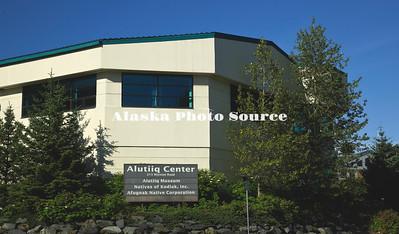 Alaska, Alutiiq Museum and Archaeological Repository, Kodiak.