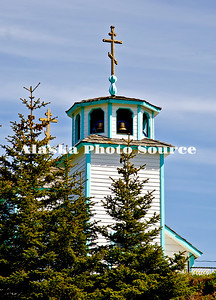 St. Nicholas Church (Russian Orthodox), Seldovia, Kenai Peninsula.
