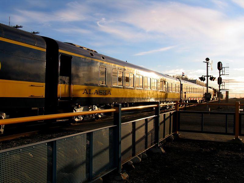 Alaska Railroad / Levels Adj., Neat Image Auto