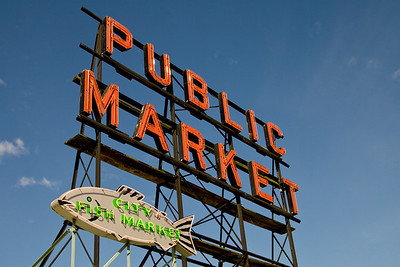 First stop, the public market