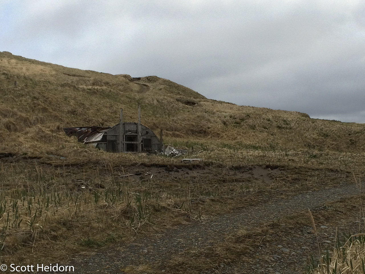 WWII Quonset Hut