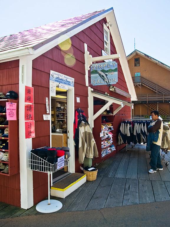 Simply Salmon Gift Shop