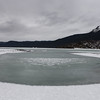 Lake at Mendenhall Glacier