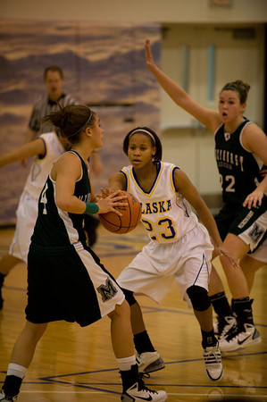 Alaska Womens Basketball