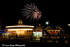 Fireworks at the Alaska State Fair in Palmer.<br /> August 28, 2009