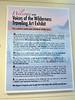Placard describing the 50th Anniversary of Wilderness exhibit