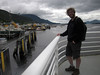Leaving Ketchikan