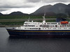 We also pass my 1987 ferry, the Matanuska, still in action.