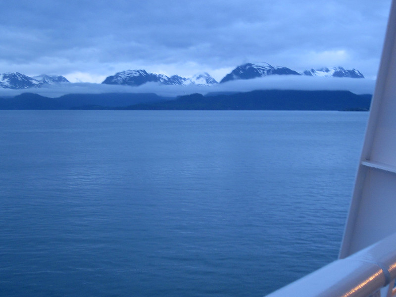 It is after midnight and we still have not departed for Kodiak