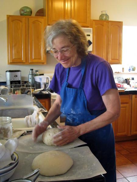 Next day I had lunch with my longtime Sierra Club friend Pam Brodie.