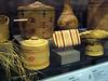 Museum fine basket weaving