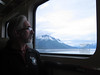From Whittier we took the Alaska Railroad to Anchorage