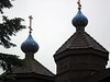More interesting domes at nearby St. Herman's Seminary