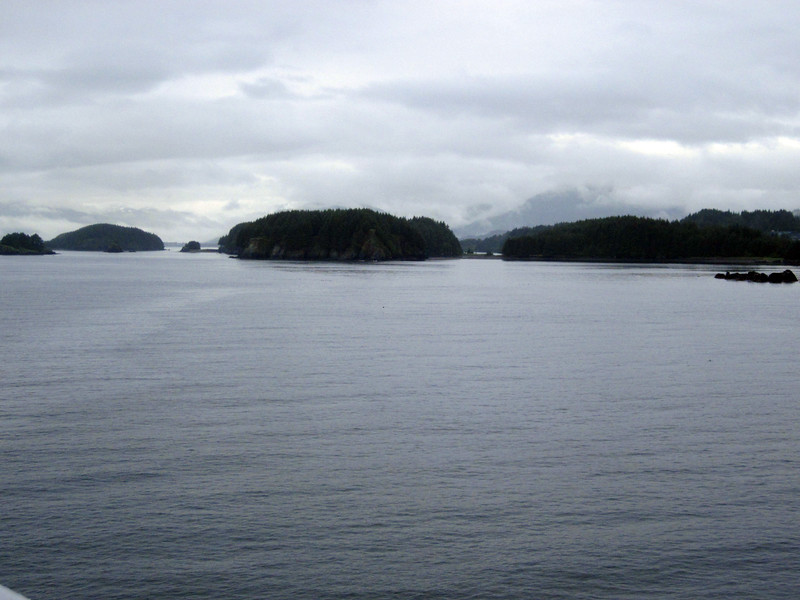 Next morning the 1st of July, we arrive in Kodiak