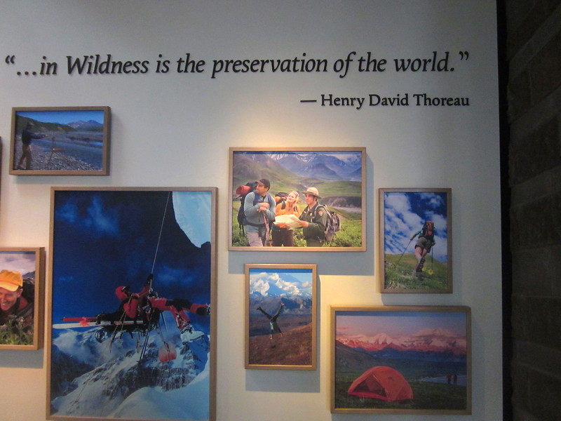 A good message--only a couple weeks short of Thoreau's 200th birthday