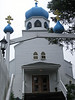 St. Michaels Russian orthodox church is a Kodiak landmark