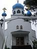 St. Michaels Russian orthodox church is a Kodiak landmark