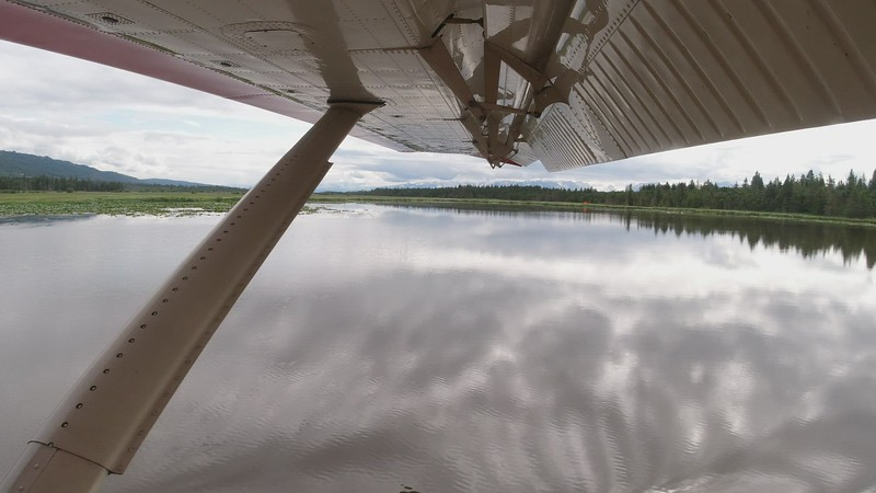 Video Click Image! Take off from Homer, Alaska on our way to Brooks Falls in Katmai National Park