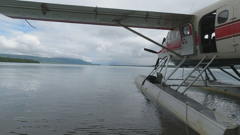Another Float Plane take-off