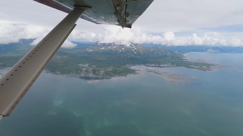 Video - Approaching Katmai National Park