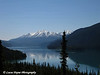 Muncho Lake Along The Alaska Highway In Canada<br /> 2006
