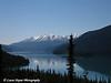 Muncho Lake Along The Alaska Highway In Canada<br /> 2006