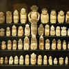 Various ivory figures, Alaska Historical Collections, Juneau