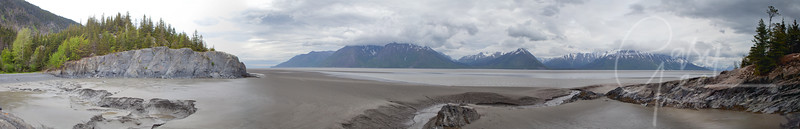 Turnagain Bay near Hope, Alaska