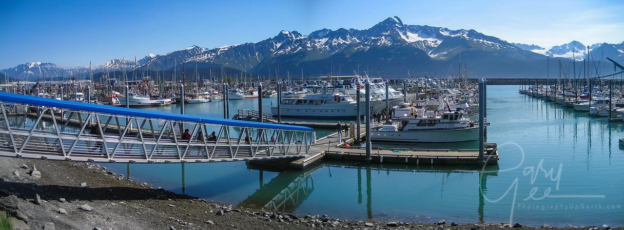 Seward, Alaska Harbor