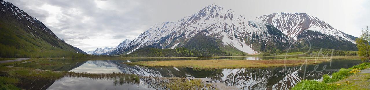 Tern Lake, Alaska 2012