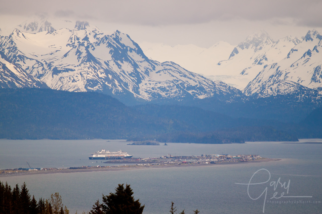 "Homer, Alaska - ""The Spit"""