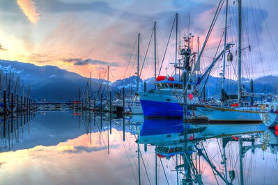 Seward Alaska, Ressurrection Bay