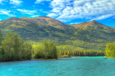 Jackson Lake, Alaska