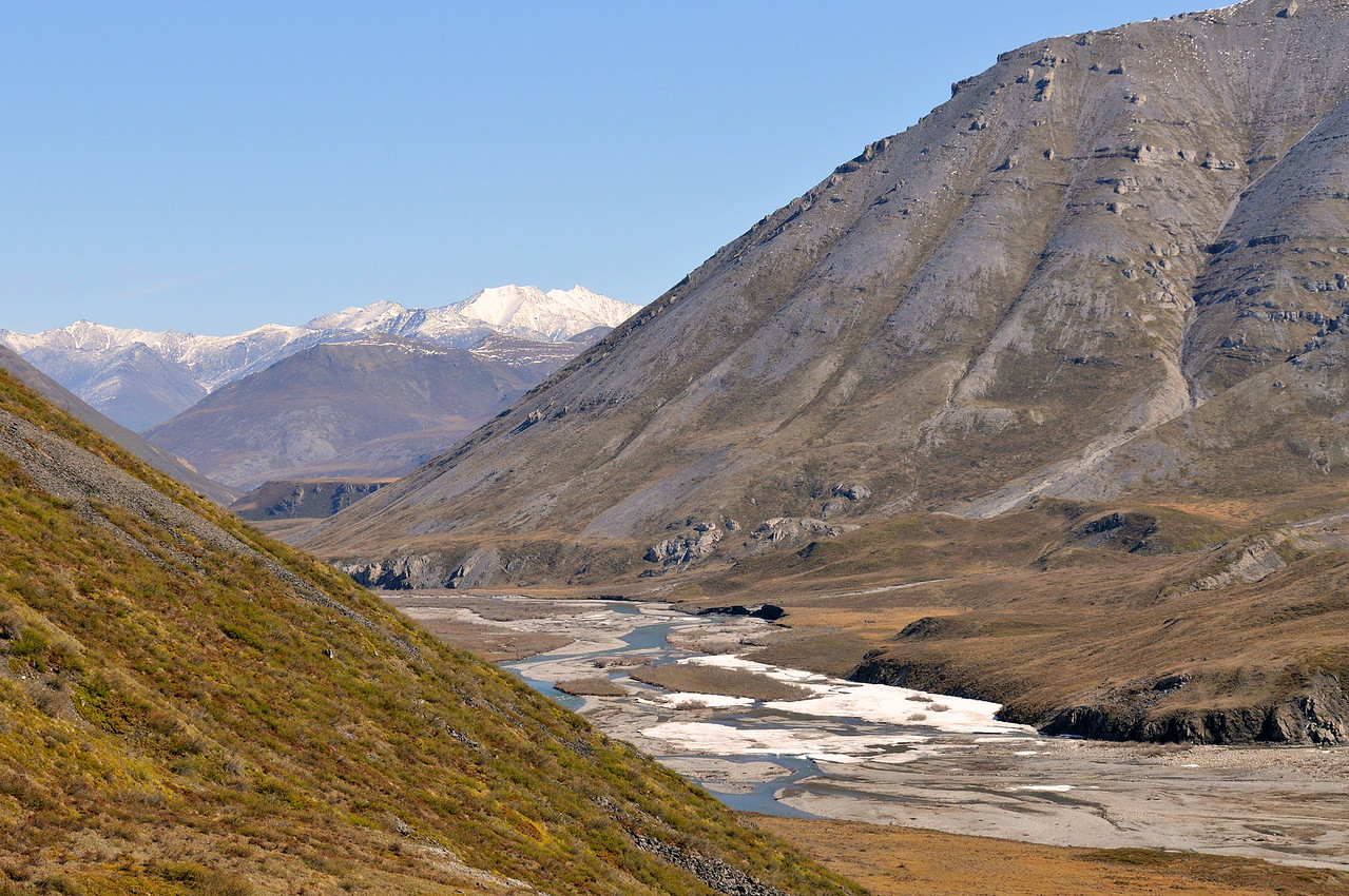 Upper Kongakut River Valley