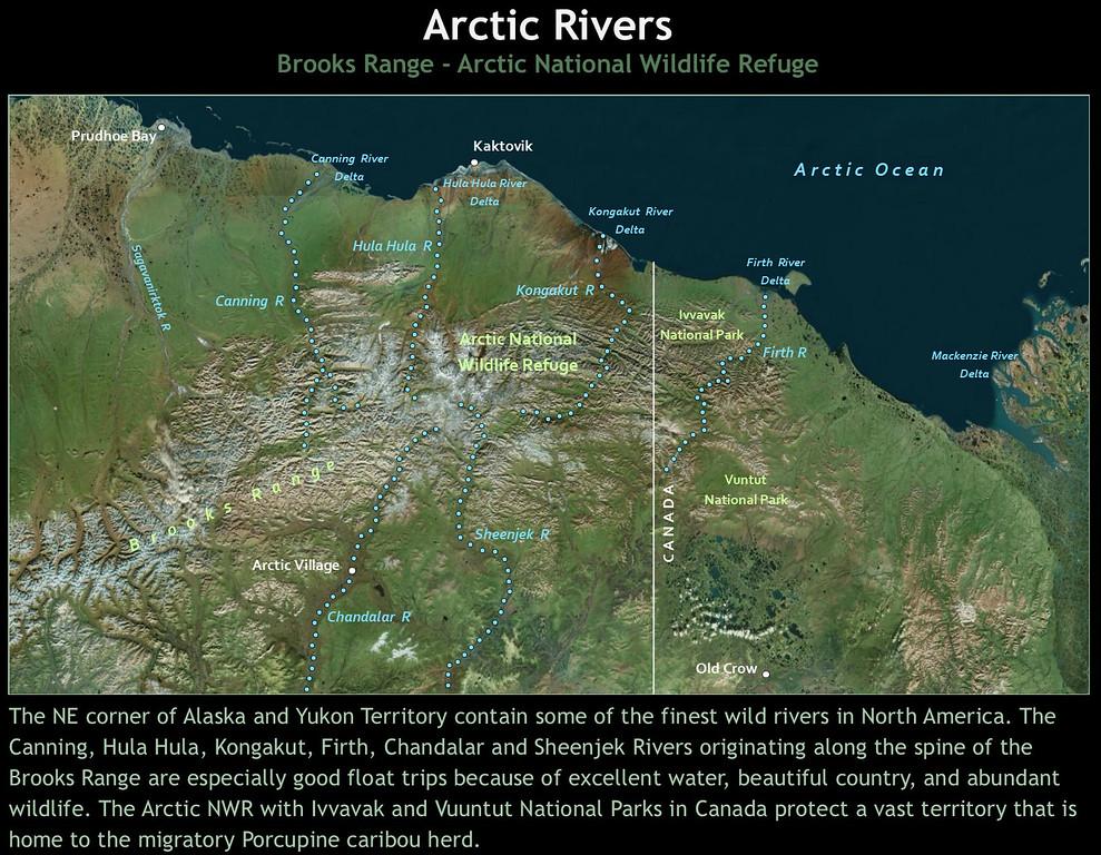 Title Slide - Arctic Rivers
