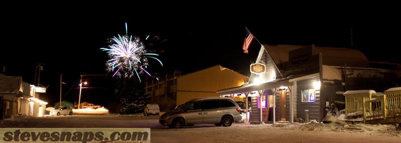 Happy 2012 from Homer Alaska