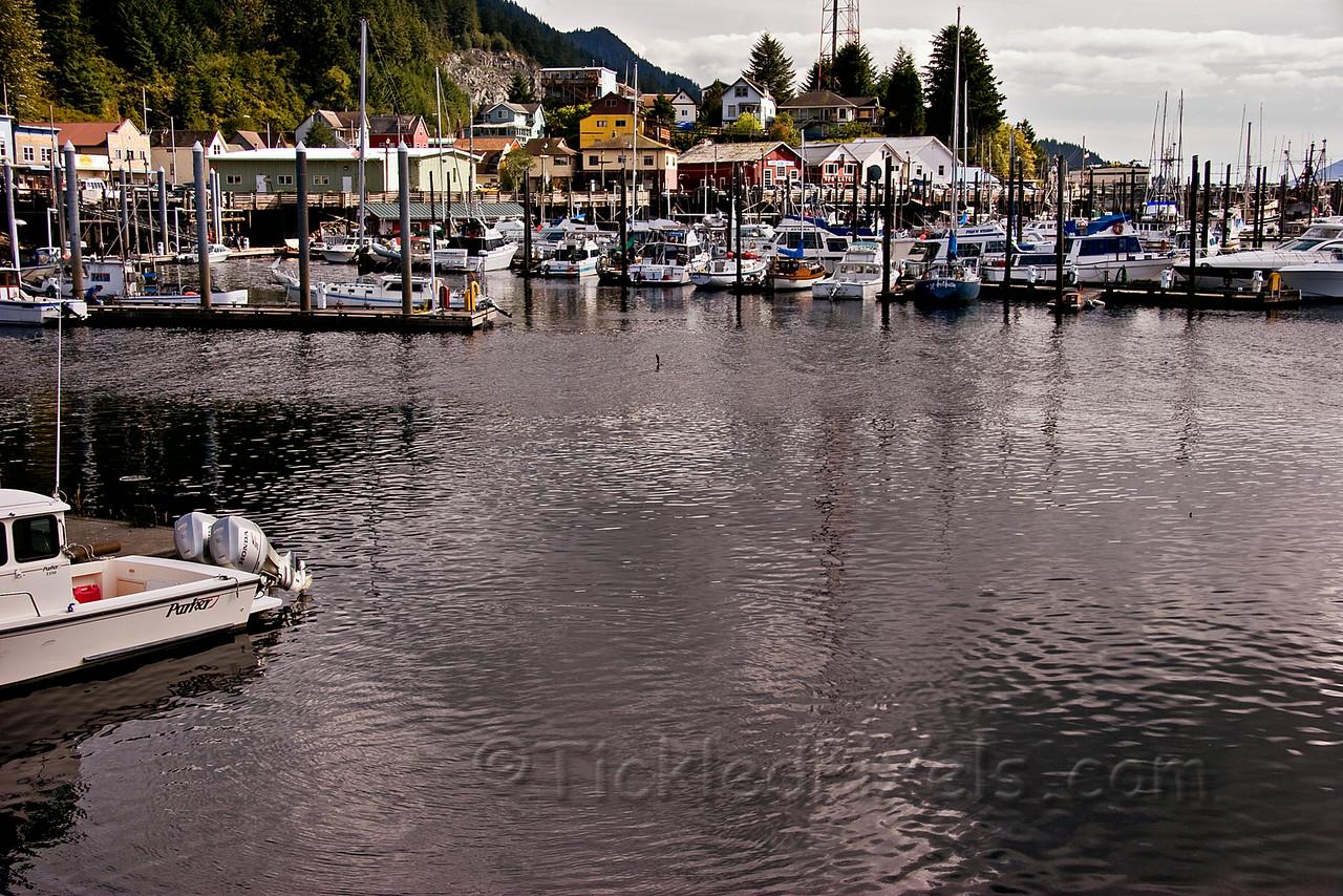 Thomas Basin Boat Harbour