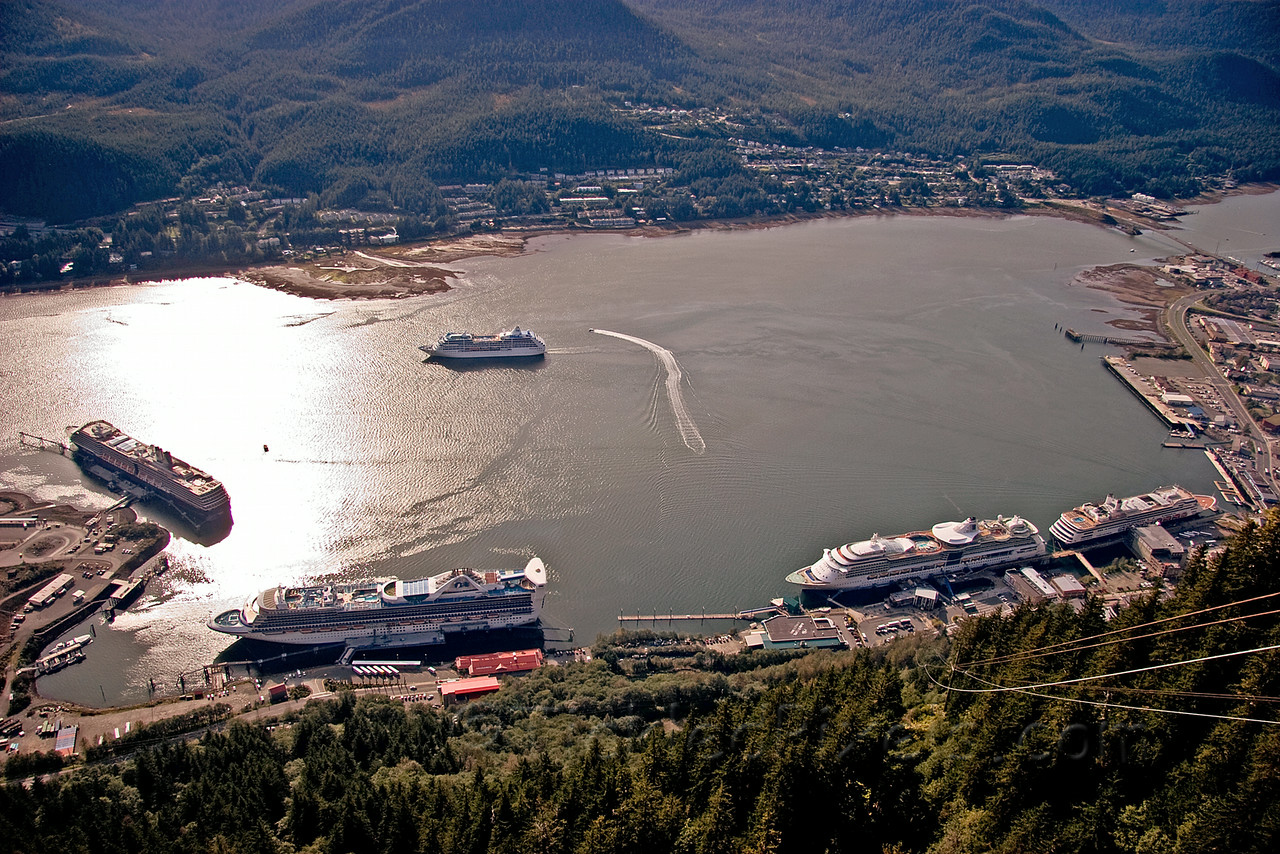Cruise Ship Invasion